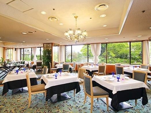 【洋食・ロータス】初夏の美食・プルミエコースプラン【1泊2食付】