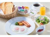 洋朝食※イメージ