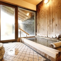 【独山の湯】内風呂