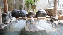 ■【左の湯】寝湯