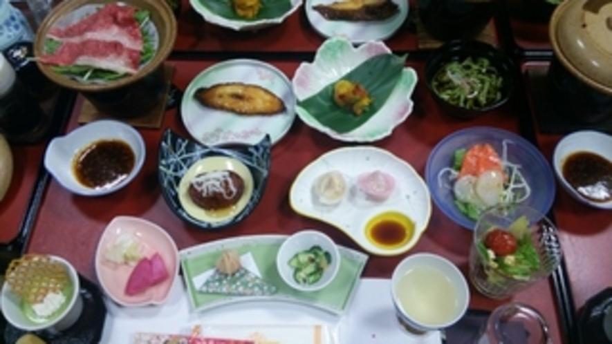 お食事例 3