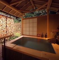 ★貸切風呂 ひのき風呂