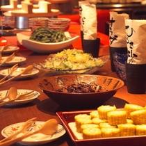 ★季節の美味しい食材で〜おばんざいイメージ〜