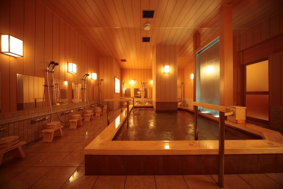 大浴場こでまりの湯