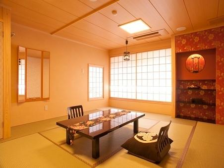 ☆和室9畳〜12畳・バス&洗浄機トイレ付タイプ