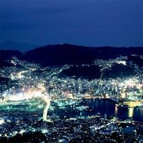 ■稲佐山の夜景■
