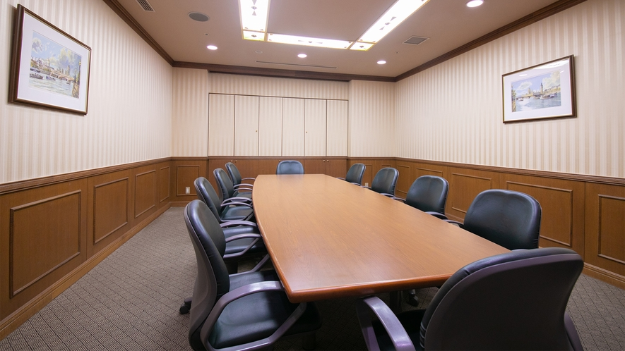 【会議室】