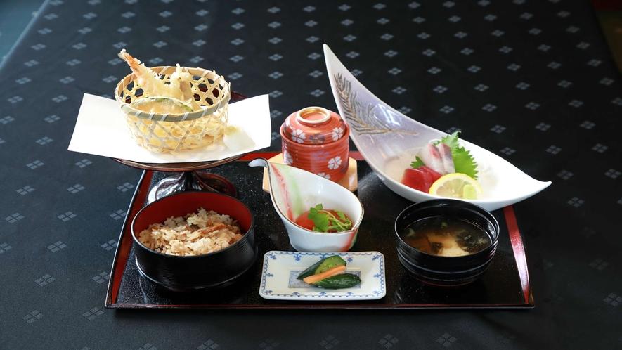 きくすい特別定食(夕食付プラン限定メニュー)
