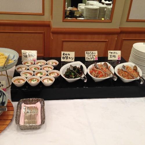 和食のお惣菜例