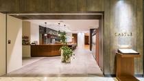 【ザ・キャッスル】料理、サービス、そのすべてにホテルの粋を集めたダイニングレストラン。