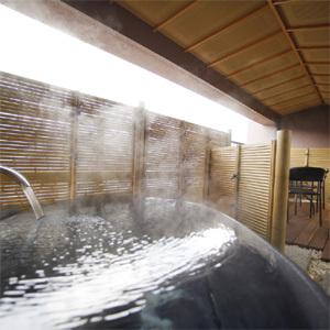 【禁煙】露天風呂付パノラマスイート<25畳・ツインベッド>