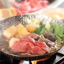 【島根和牛すき焼き(イメージ)】