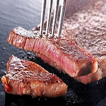 A4ランクの和牛ステーキ