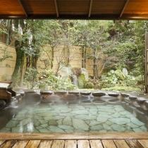【男性大浴場:露天風呂】
