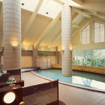 【温泉大浴場「月照の湯」:女性大浴場】