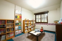 絵本の部屋