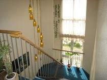 【ご注意】館内移動は、階段のみとなります。