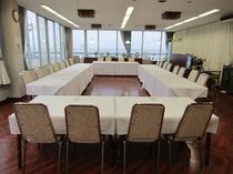 【会議室 2階】レストランを会議室として利用可能(要予約)