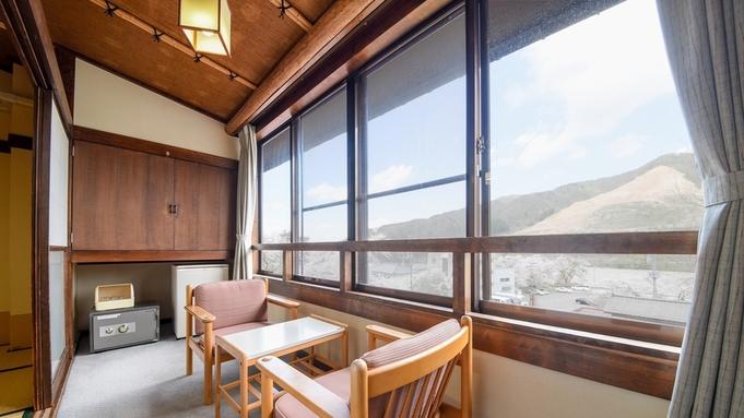 ■味覚会席料理・部屋食■日本海と阿賀の山の旬を堪能!貸切露天風呂1回無料45分(夕朝食付)