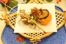 料理の一例 …秋