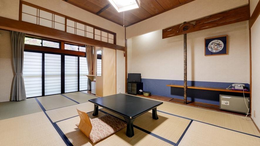 *客室一例・和室トイレ付き/非日常の空間で時を忘れ静かに寛ぐ贅沢。