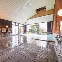 *大浴場/効能も豊かな咲花温泉