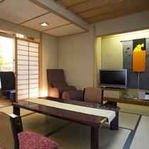 露天風呂付き客室2008