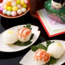 ひなまつり 手毬寿司