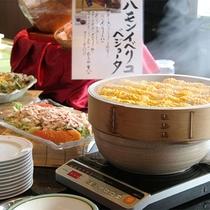 【レストランゐきり】朝食バイキング
