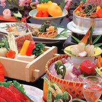 【個室食◆会席イメージ】