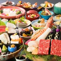 【レストラン食‐基本会席】