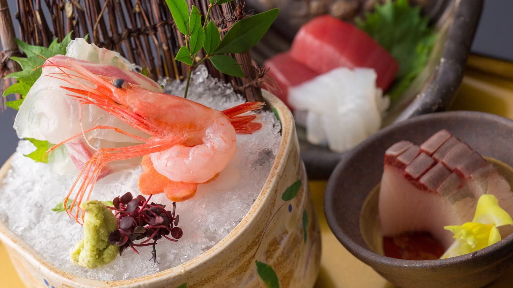 2階 日本料理「花座」(料理イメージ)
