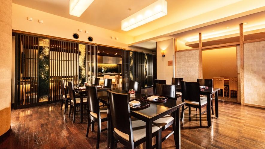 2階 日本料理「花座」