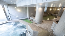 【温泉】大浴場ジェットバス