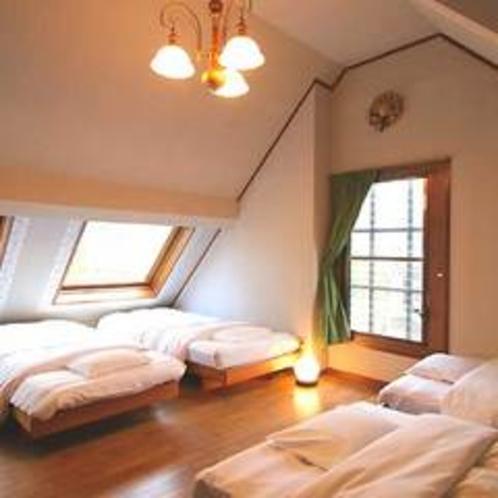 4〜5人部屋