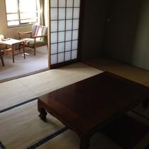 ◆和室【10畳】バス・トイレ付/wi-fi無料/最大6名様まで