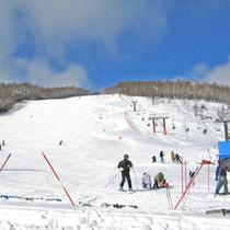 *【湯の丸スキー場】1700m〜2000mの標高ならではの、最高のパウダースノーをご体感ください!