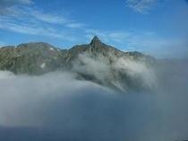 北アルプス 雲海