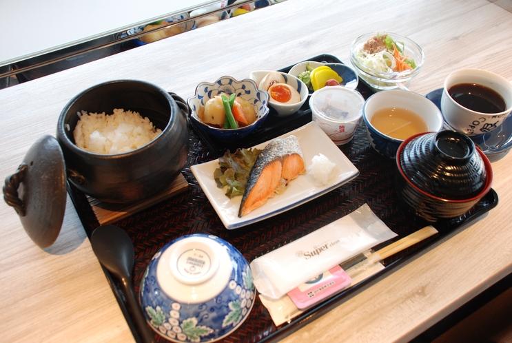 選べる朝食・和食
