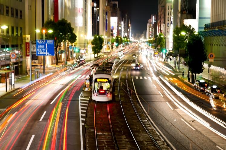 八丁堀(広島駅から路面電車 約10分)