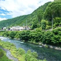 ◆木曽川の清流◆