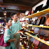 ◆木曽漆器店◆