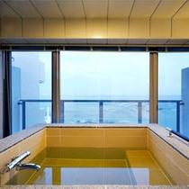 中央館スイート 516 オーシャンビュー半露天風呂