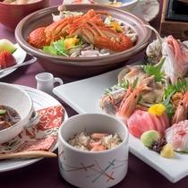海鮮ダイニング「風和」 会席料理料理(イメージ)