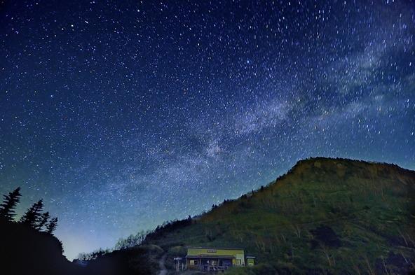 【連泊割】【ワーケーション応援】2日で3000円割引!山の宿でゆったり湯治と夜は創作フルコース♪