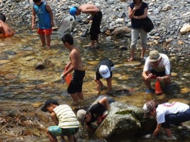 子供渓流祭り