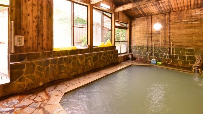 露天★源泉かけ流し100%の乳頭温泉を満喫♪広々和室でゆったり1泊2食付プラン
