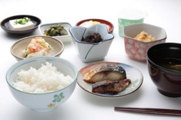 朝食< 6:30〜 8:45入店( 9:00迄)>