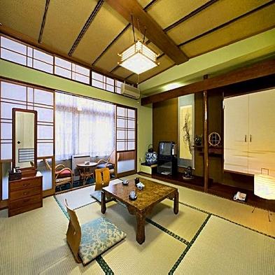 旅籠13500円(税込¥14850)〜1泊2食付き トイレ付き客室