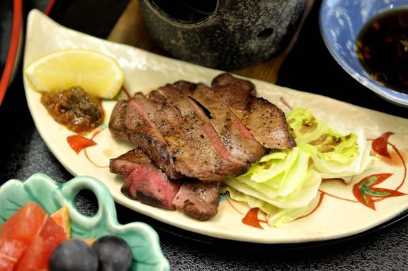 【期間限定】旨みシタタル!仙台名物牛たんプラン♪1泊2食付きプラン